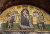 byzantine mosaic - hagia sophia (istanbul), architecture, aya sofya, baby, byzantine, child jesus, church, constantine i, hagia sophia, infant jesus, inside, interior, islam, istanbul, jesus christ, justinian i, mary, mosaic, mosque, orthodox christian, religion, sacred art, virgin