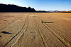 death valley racetrack, cracked mud, death valley, desert, dry lake, dry mud, mountains, racetrack playa, sailing stones, sliding rocks, tracks