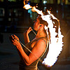 savanna breese spinning fire poi, fire dancer, fire dancing, fire performer, fire poi, fire spinning, flames, night, savanna, woman