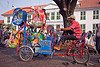 ferris wheel for small kids - cycle-powered