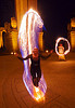 fire jumping rope, ally, fire dancer, fire dancing, fire jumping rope, fire performer, fire rope, fire spinning, flames, night, rope jumping, skipping rope, woman
