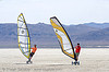 landsailing (black rock desert, nevada)