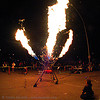 crucible fire arts festival 2007 (oakland, california), burning, fire art, fire arts festival, flames, johnny amerika, movement, the crucible