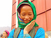 tribe woman - vietnam, asian woman, gold teeth, green hmong, hill tribes, hmong tribe, indigenous, market, mèo vạc, tribe girl