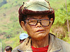 old man with glasses - vietnam, eyeglasses, eyewear, hill tribes, indigenous, old man, prescription glasses, reading glasses, spectacles