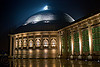 dome monument - ambedkar memorial, ambedkar park, architecture, building, dome, dr bhimrao ambedkar memorial, lucknow, monument, night