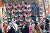 sound system at parade - eid-milad-un-nabi muslim festival (india), bullhorns, crowd, eid-e-milad-un-nabi, eid-e-milād-un-nabī, eid-milad-un-nabi, islam, loud speakers, mawlid, men, milad un-nabi, milad-an-nabi, milād an-nabī, milād un-nabī, mohammed's birthday, muhammad's birthday, muslim festival, muslim parade, muslims, nabi day, prophet's birthday, religion, sound, street, عید میلاد النبی, ईद मिलाद नबी